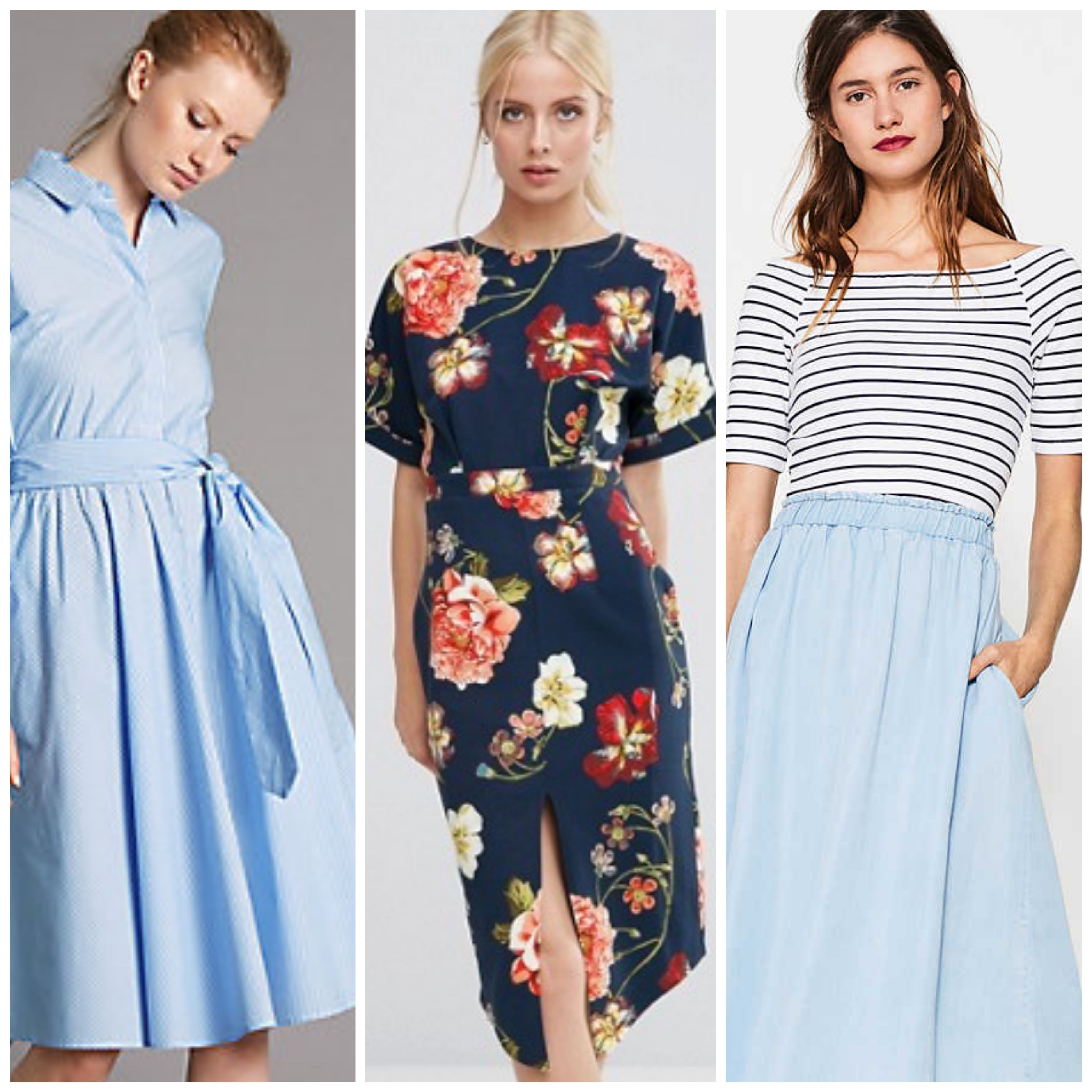 2549d71ca9c6 10 summer dresses for work - Club Forty