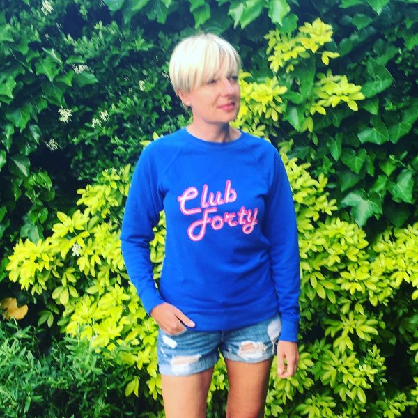 Club Forty sweatshirt