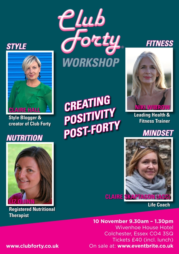 Club Forty Workshop