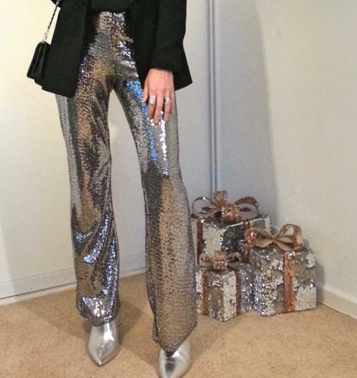 3f3f7075db Sequins. top 10 festive outfits