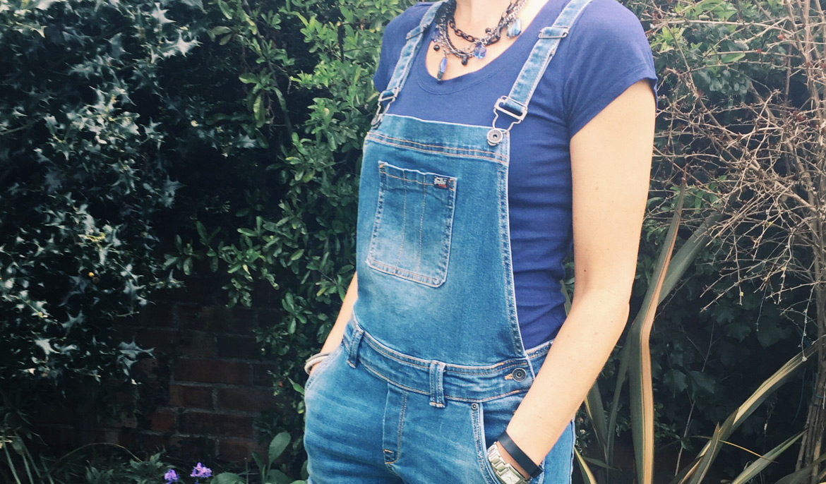 Dungarees at Club Forty
