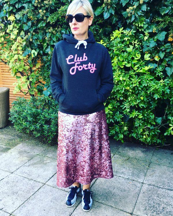 Club Forty Hoody