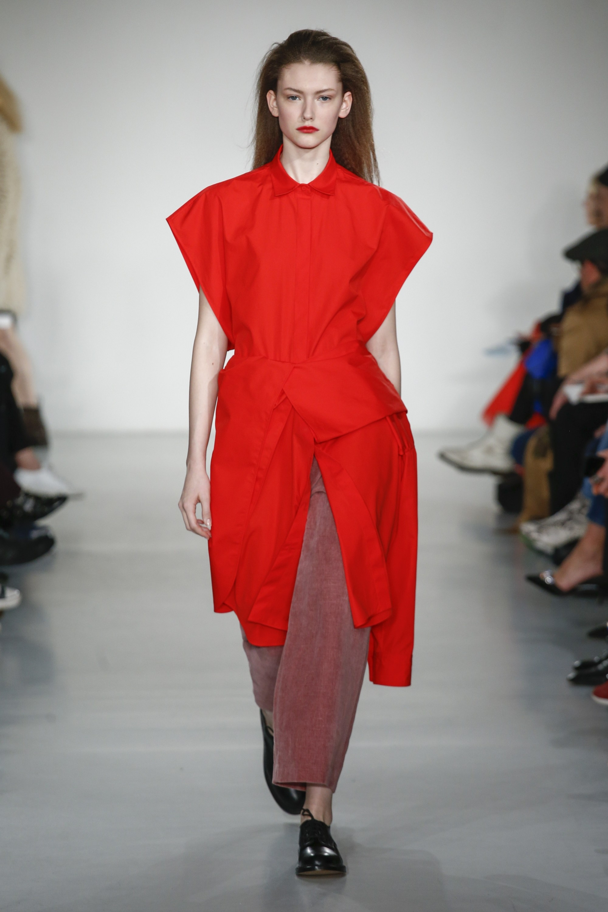 A/W 17 Red
