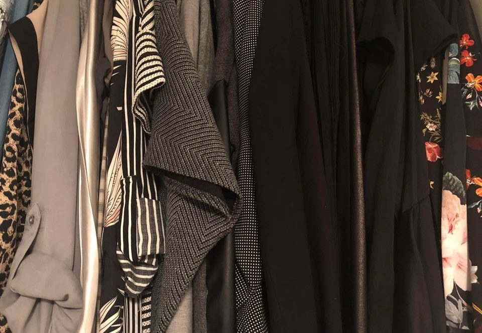 wardrobe audit