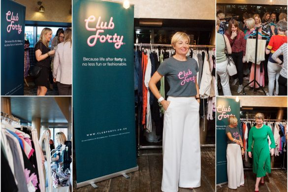 Club Forty Event