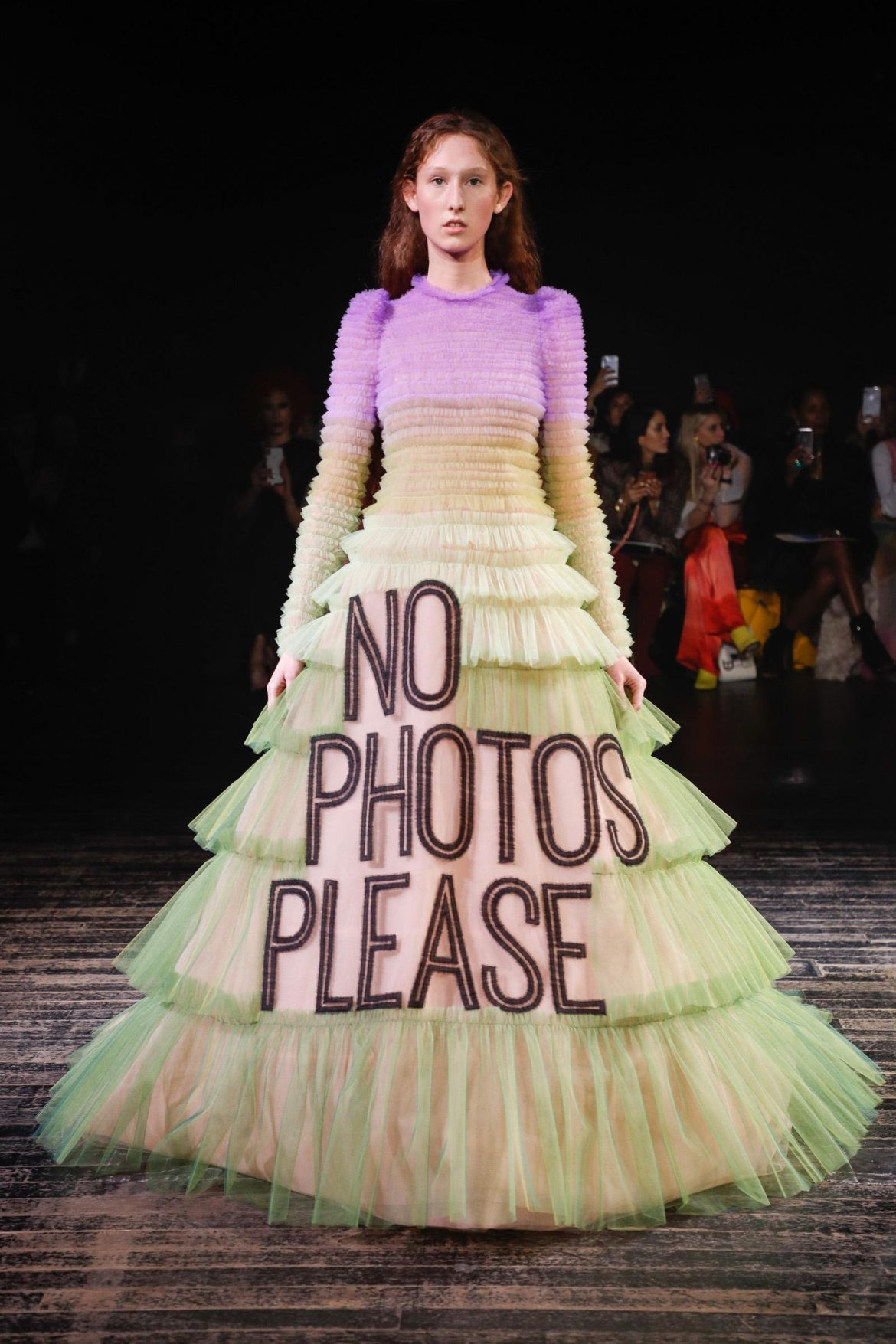Tulle trend