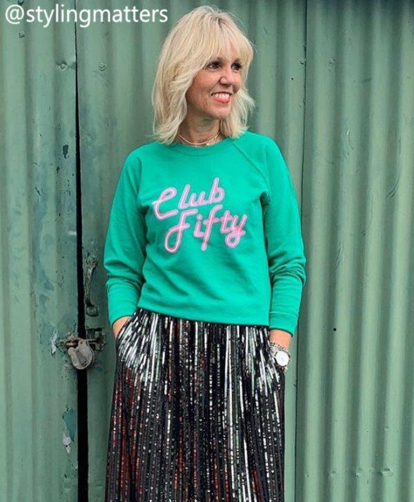 Club Fifty sweatshirt